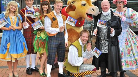 Jack and the Beanstalk, Alban Arena
