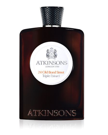 Classically fragrant Treat your man to one of the UKs most classic colognes; 24 Old Bond Street Tri