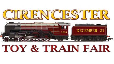 The Cirencester Toy & Train Fair