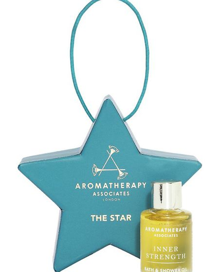 Relax after a hard days shopping with this Aromatherapy Associates Mini Bath oil. £10 at Selfridges,