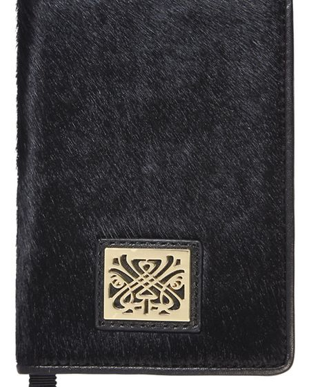 Travel in style with this black passport cover by Biba. £39 at House of Fraser, www.houseoffraser.co