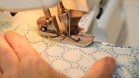 Ministry of Craft sew your own lounge pants/pyjama trousers at Fred Aldous with Janet Reeder