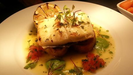 Halibut at the 4 Nations