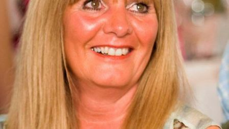 Store manager of House of Fraser in Guildford, Linda Lynam