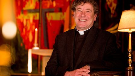 Stephen Waine, the new Dean of Chichester Cathedral