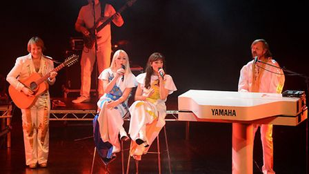 The Best Of Abba Tribute Show