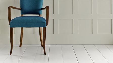 White out Mylands, Britains oldest family-owned and run paint manufacturer, has launched a new floo