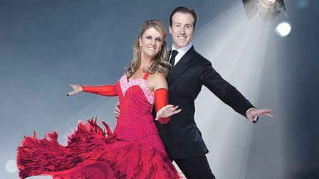 Erin and Anton, who have been dancing together for years, are also the best of friends