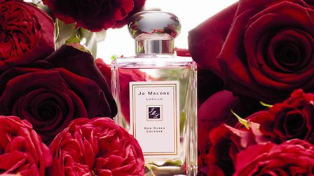 Roses are red...and they smell divine too. Jo Malones Red Roses collection is just made for St Vale