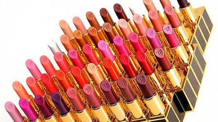 I like the idea of lipsticks named after boys. Why have one when you can have several. Ooh Mr Tom Fo