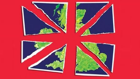 Torn apart? Obituaries for the United Kingdom are already being written. Illustration: Chris Barker/