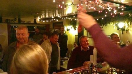 Unwanted Christmas Gift Auction at The Salutation Inn