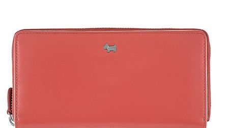 FEELING WOOF This Blair matinee purse, £69 from Radley, is simply lovely. But is it named after Ton