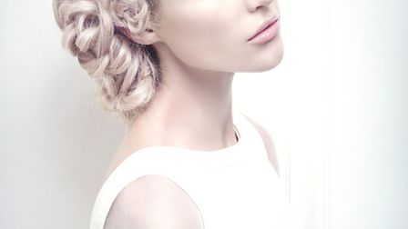 Yes, I do This glorious hairstyle was created by Ziortza Zarauza, for Revlons Yes, I Do Collection
