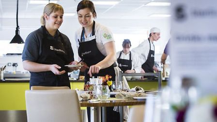 Star Bistro is named People's Favourite in the Sustainable Restaurant Awards 2015
