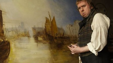 Timothy Spall as the artist J.M.W Turner - © Entertainment One
