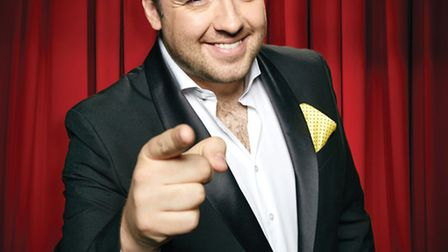 Jason Manford says he fancies a career a bit like Bruce Forsyth...if he can find the energy!