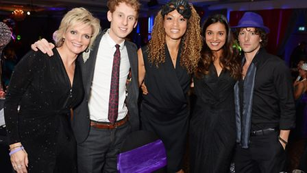 Sharon Small, Robert Emms, Angela Griffin, Shelley Conn and Jack Donnelly