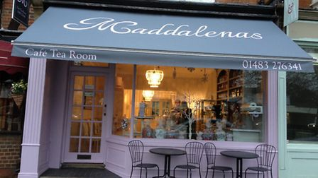 Maddalenas is a welcome addition to Cranleigh High Street