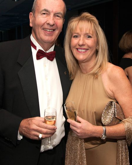 Mike Holland and Wendy Carter