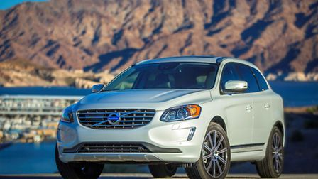 Popular Volvo XC60 sport utility vehicle's fine driving experience has been further boosted by new 2