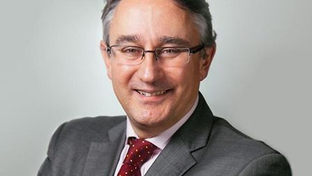 Cheltenham MP Martin Horwood