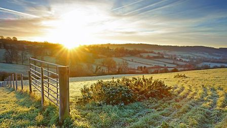 Land in the Cotswolds is a prime target / Photo: Peter Raymond Llewellyn