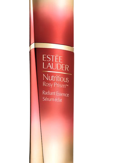 """Like a rose Revive skins rosy radiance with Estée Lauders new Nutritious Rosy Prism"""", the w"""