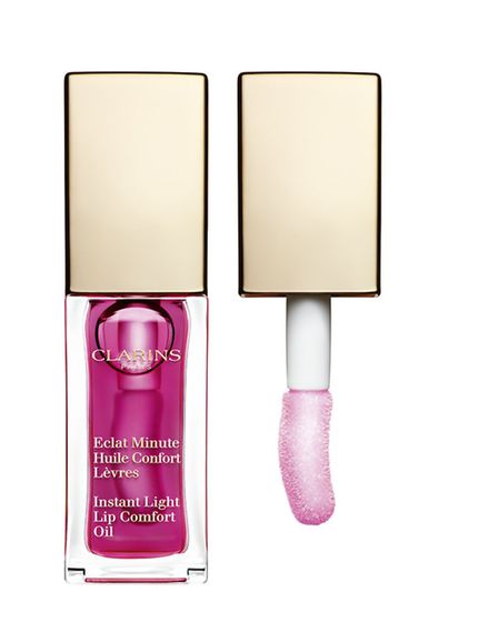Sweet like honey Clarins has created a beauty oil to comfort and enhance the lips. Containing nouri