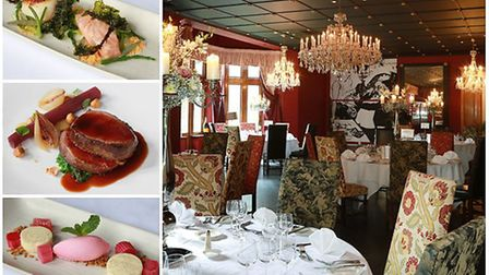 North Wales Life Luncheon - Bertie's Restaurant, Ruthin Castle