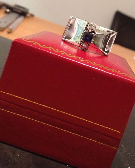 The new ring