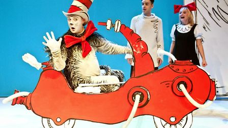 The Cat in the Hat / Photo: Gary Lake