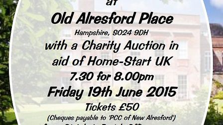 charity-auction-flyer