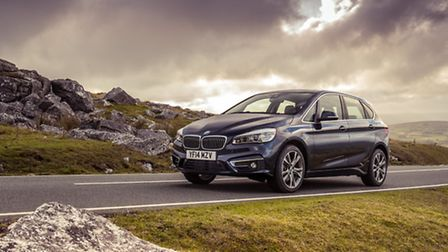 The 2 Series Active Tourer introduces front-wheel drive to the marque and takes BMW into the multi-p