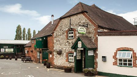 The Hogs Back Brewery is leading Surrey's beer charge