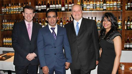 Gloucestershire College teams up with Cheltenham's Chelsea Bar & Brasserie
