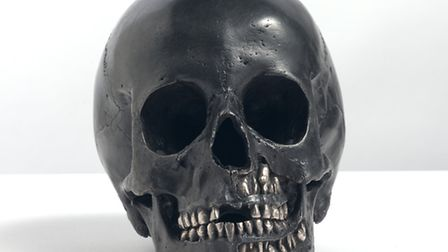 The Fate of Man, courtesy Paul Stolper Gallery © Damien Hirst and Science Ltd. All rights reserved,