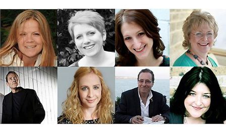 Bid to be a character in a novel whilst raising money for charity