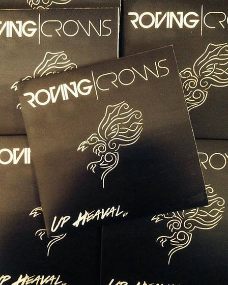 'Up Heaval' - the new EP by Roving Crows