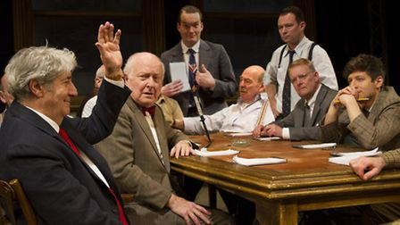 Twelve Angry Men / Photo: Anton Belmont