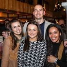 Danielle Hughes, Claire Warner, Chris Chambers, Ruth Griffiths