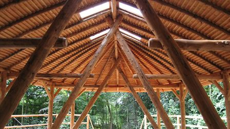 The Woodland Hall, Centre for Sustainability in East Meon