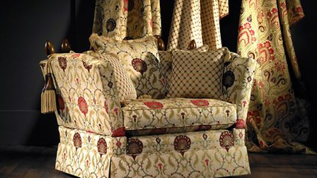 Our Cotswold Love Seat