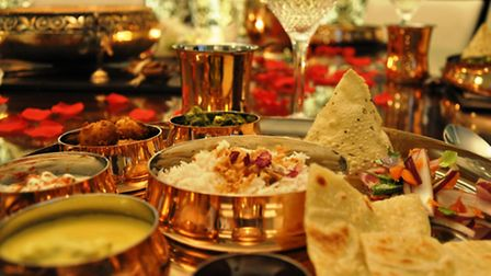 Travel the world from the comfort of somebody else's home with Surrey Spice