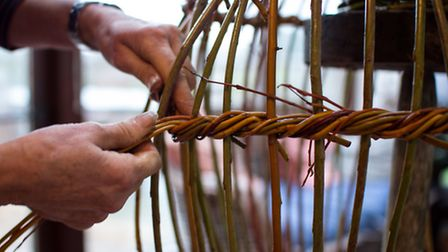 As the craft of willow pot making disappeared with the emergence of newer, more durable technologies