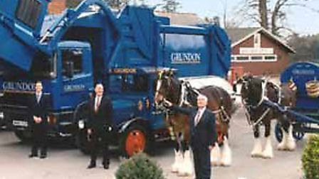 Family Business of the Year, Oxfordshire winner 2014: Grundon Waste Management