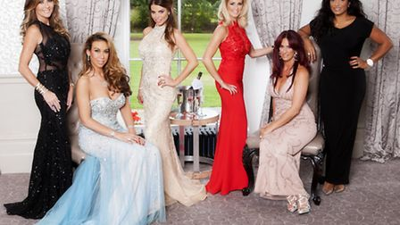 The Real Housewives of Cheshire - Rachel Joseph