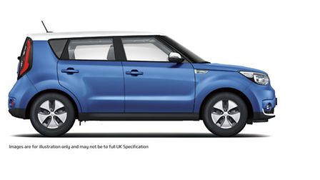 The Soul EV, a distinctive and enjoyable car which takes Kia's offering onto another level
