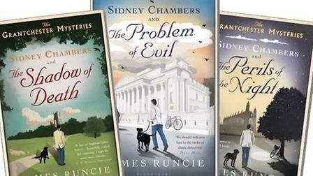 'The Grantchester Mysteries', by James Runcie
