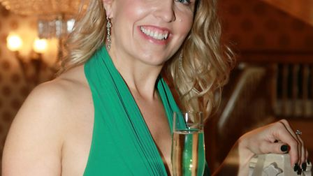 Boodles model, Katie Hughes, wearing the Grosvenor Suite of jewellery commemorating the Hotel's 150t